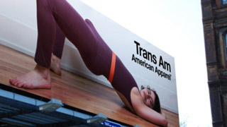 American Apparel Trans Am with Ilana Glazer