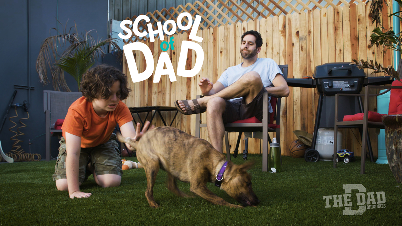 School of Dad: Crap the Dog